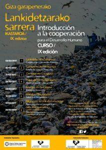 9 Curso Introducción a la cooperación para el Desarrollo