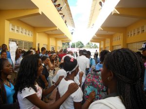 El Llano marcha en rechazo a las violencias contra las mujeres