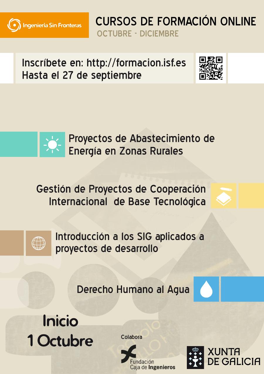 Cartel cursos 2015 Oct-Dic
